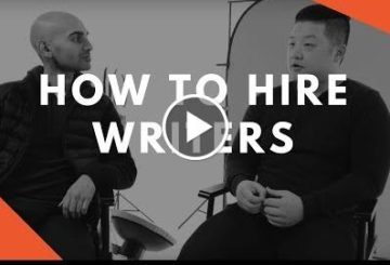 How to Hire Writers to Create Killer Content For Your Blog [STEAL OUR PROCESS]