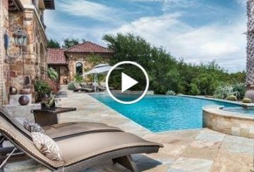 Stunning $5 Million 10,000 S.Q F.T 5 Bed 5 Bath Mediterranean Home on 10 Acres in Austin Texas USA