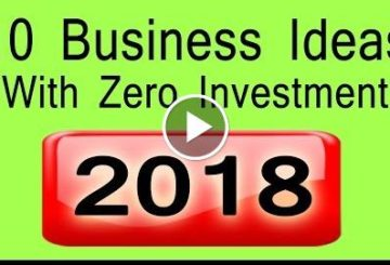 10 BusinessAndIndustry Ideas to START  Zero Investment or Low Investment