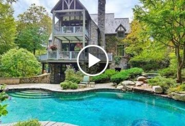 Exclusive $9 Million 14,000 S.Q F.T Home  6 Ensuite Bedrooms in Greenwich Connecticut USA