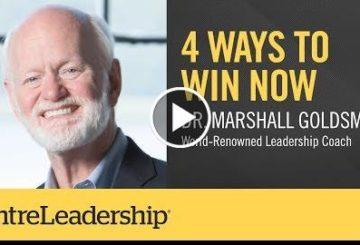 4 Ways to Win Now | Dr.  Goldsmithed | EntreLeadership