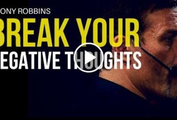 : BREAK YOUR NEGATIVE THOUGHTS (Motivational Video 2018)