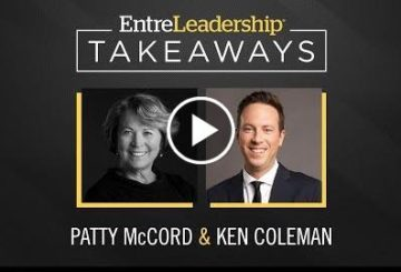 Finding a New Way to Work   Pattice McCord