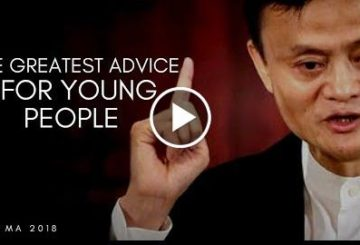 JacK Ma: The   For Youngest  (Motivational Video 2018)