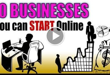 10 Businesses You CAN Start Online