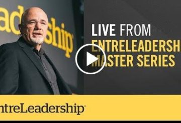 Live From EntreLeadership  Serieses!
