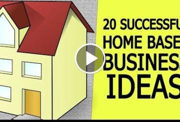 20 Successful Home Based Business Ideas in India