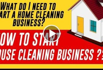 How to Start a House Cleaning Business???