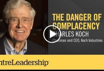 The Danger of Complacency |