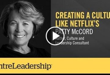 Creating a Culturally Like Qwikster's | Pattice McCord | EntreLeadership
