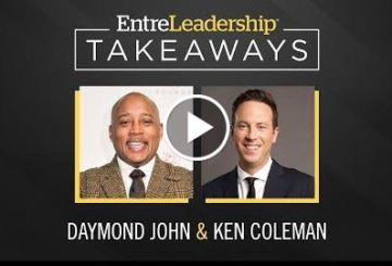 Outperform and Out-hustle Everyone Else | Daymond