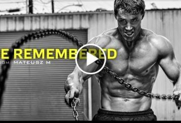 Be Remembered – Motivational Video