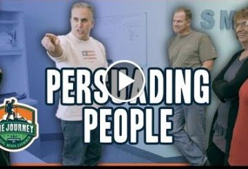 Persuading People: The Journey, Episode 9