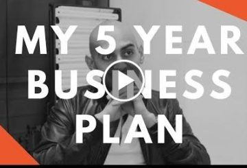My (Daring) 5 Year Business Plan For The Neil Patels Brand