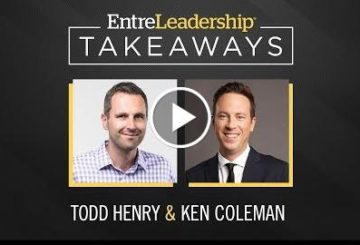 Leading Creatives Well   Todds Henry