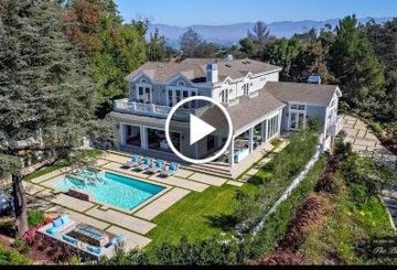 Modern $8 Million Luxury 7,000 SQ FT 5 Bed 6 Bath 2 Level Home in Beverly Hills California USA