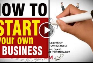 HOW TO START YOUR OWN BUSINESS  SCRATCH