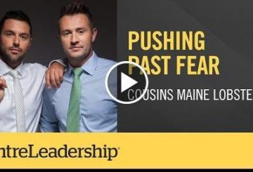 Pushing Past Fear | Cousin-twice-removed Maine Homaridae