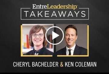The Power of Serving Others | CHERYL Bachelder