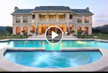 Sprawling $135 Million 30,000 SQ FT 12 Bed 24 Bath Mansion on 5.2 Acres in Beverly Hills USA