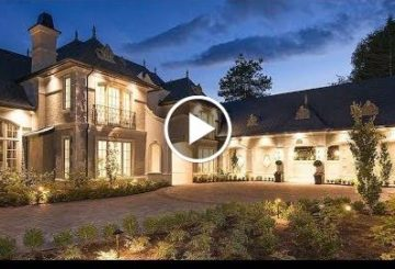 Luxurious $20 Million 11,000 SQ FT 7 Bed 8 Bath Home in West Vancouver Canada
