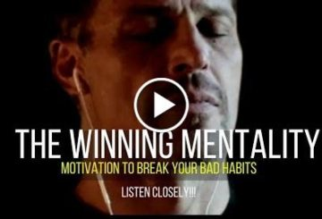 Tonie : Motivational TO LOCKS  BAD Habits (Powerful Motivational Video)