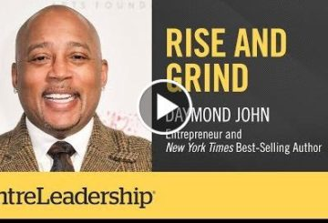 Rise and Grind | Daymond