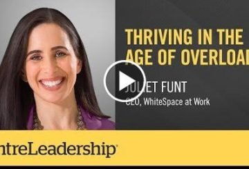 Thriving in the Age of Overload | Iuliet Funt