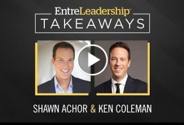 How To Reach Your Full Potential l Shawn Achor