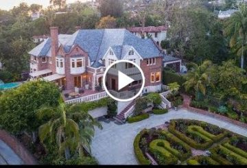 Historic $26 Million 15,000 SQ FT 6 Bed 6 Bath Mansion in Los Angeles USA