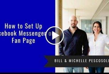 How to Set Up Facebkia Messenger on Fan Page