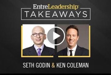 Fear:  Why It's a Good Thing l Seth Godin