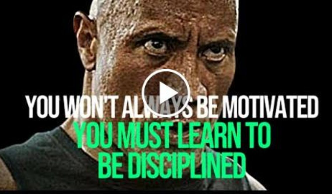 TAKE THE TIME TO TRAIN YOUR MIND 🔥 || New Motivational Video