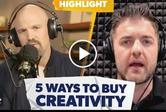 5 Ways to Buy Creativity w/ Russ Perry
